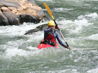 Kiulu White Water Kayaking (Grade I - II)