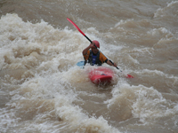 Padas White Water Kayaking (Grade III - IV)