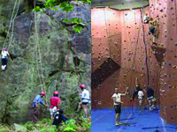 Introduction to Outdoor Rock Climbing (Indoor & Outdoor)
